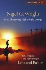 Nigel Wright's Jesus Christ - the Alpha and the Omega