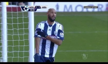 Anelka's quenelle salute