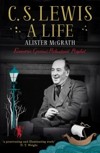 CS Lewis: A Life by Alistair McGrath