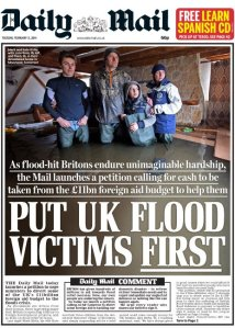 Daily Mail 11-2-14