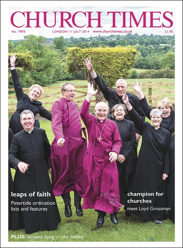 Cover of Church Times