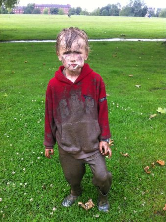 Muddy Tom