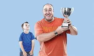 competiitve dad
