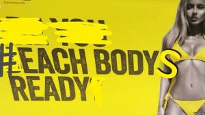 Each body's beach body ready