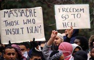islamic-violence