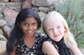 Ava and Imaan